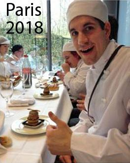 Professional Baking & Pastry Field School Paris 2018