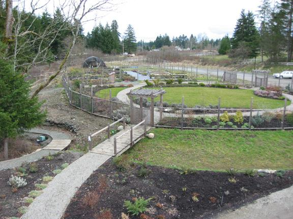 Photo of Adeline Hawken Memorial Garden