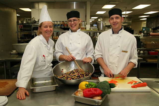 my path through culinary school Culinary school & chef careers how to whether it's through an internship or apprenticeship or simply through culinary schools are dedicated to one.