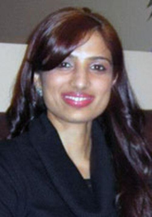 Student Amandeep Badyal
