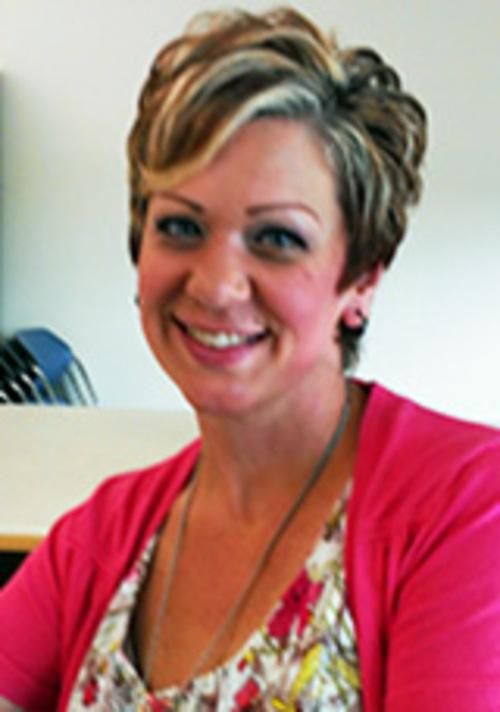 Student Rebecca Parker