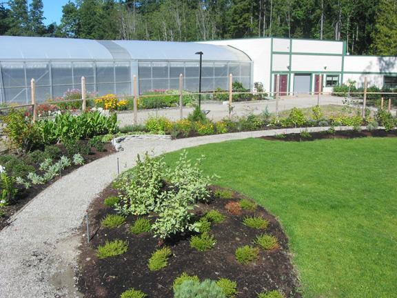 Adeline Hawken Memorial Garden