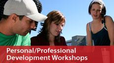 Personal/Professional Development Workshops