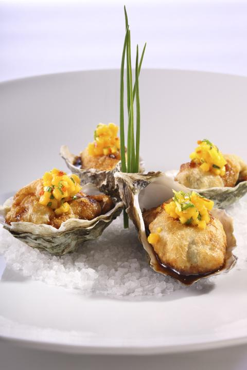 photo of food - fresh oysters recipe